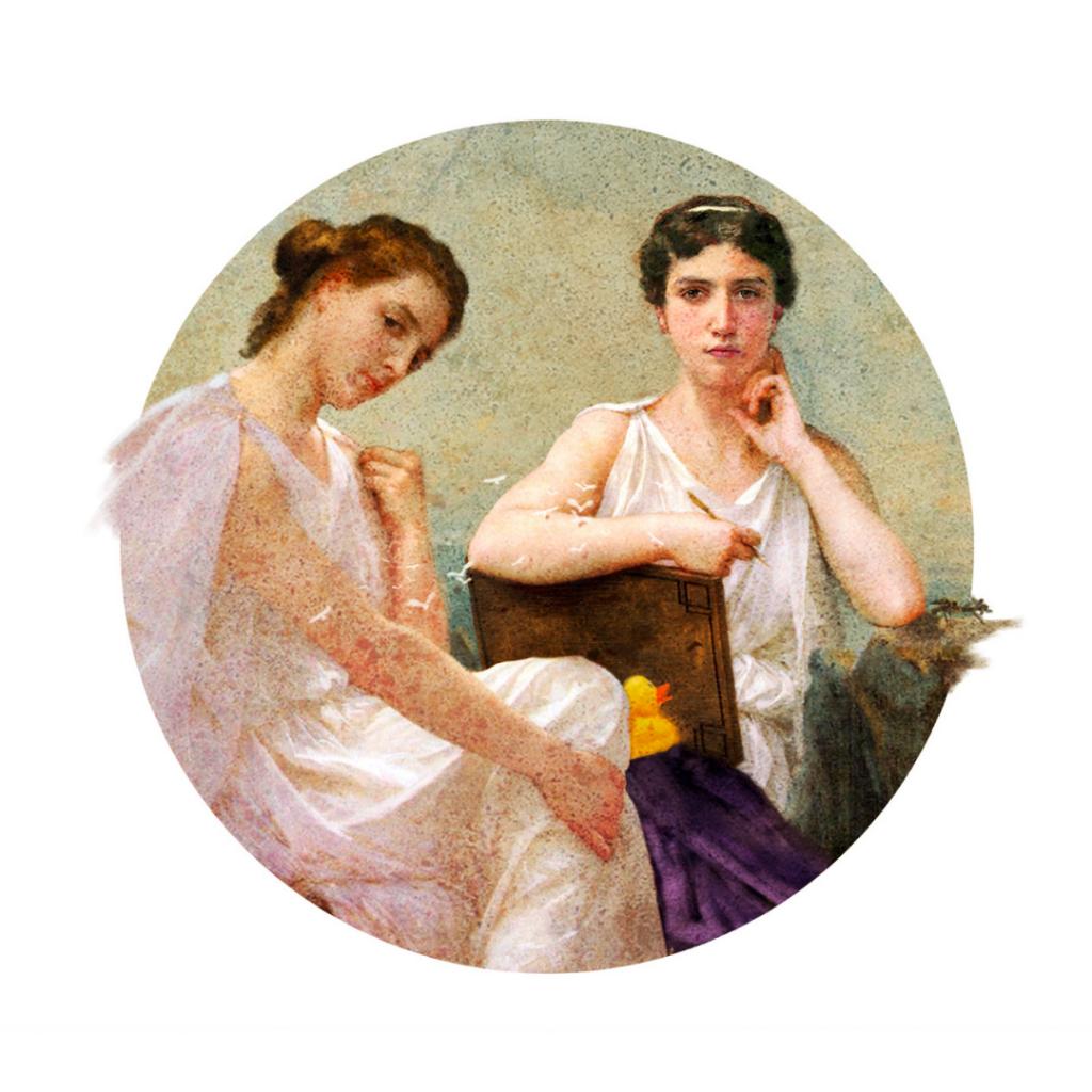 Ilustracion de la portada de Mothersplaining