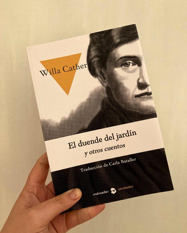 El duende y el jardín de Willa Cather