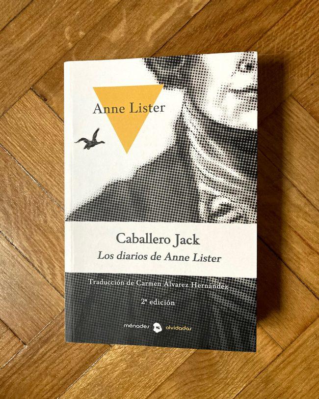 Caballero Jack de Anne Lister