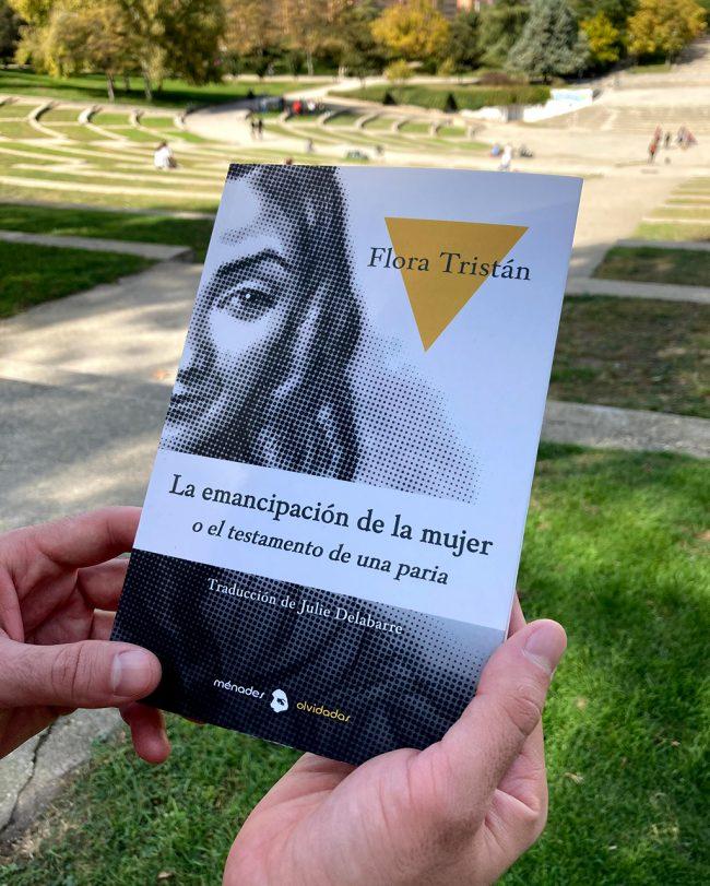 La emancipación de la mujer de Flora Tristán