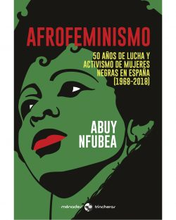 Portada Afrofeminismo