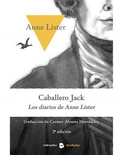 Portada Caballero Jack de Anne Lister