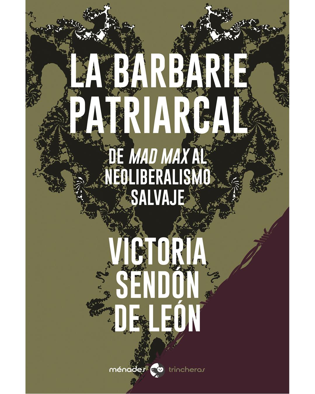 Portada La barbarie patriarcal