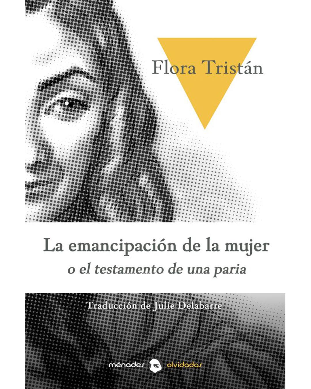 Portada La emancipación de la mujer de Flora Tristán