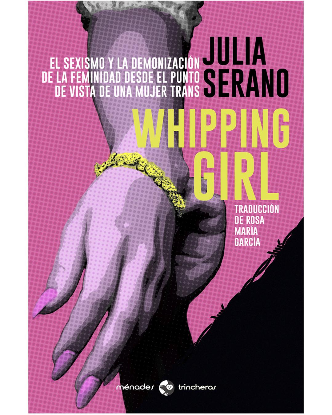 Portada Whipping Girl