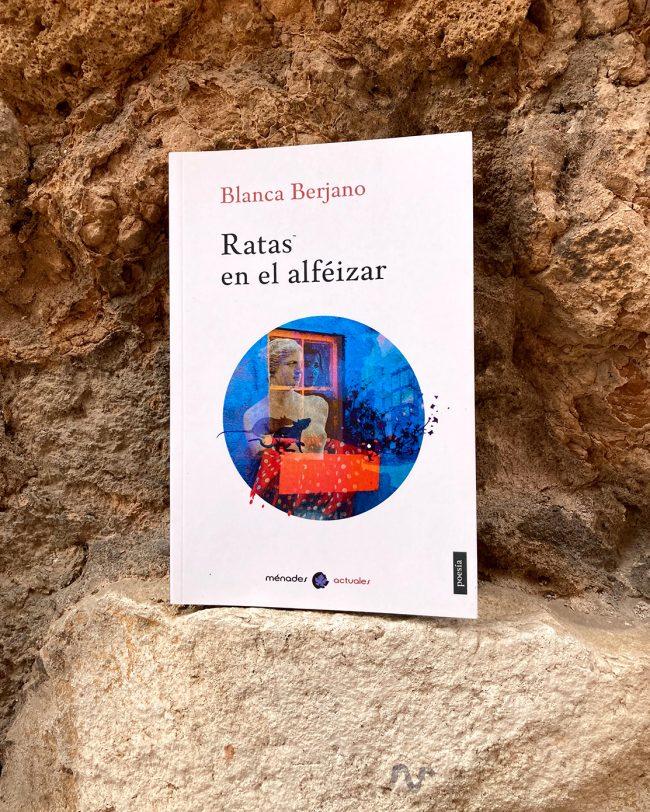 Ratas en el alfeízar de Blanca Berjano